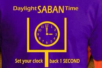 Daylight Saban Time